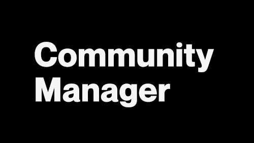sync. Jobs - Community Manager