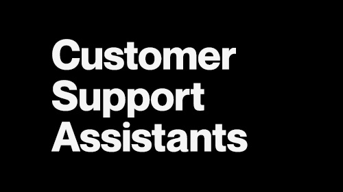 sync. Jobs - Customer Support Assistant